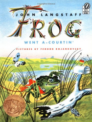 John Langstaff: Frog Went A-Courtin'