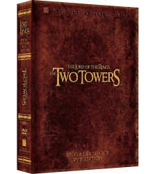 : The Lord of the Rings - The Two Towers (Platinum Series Special Extended Edition)