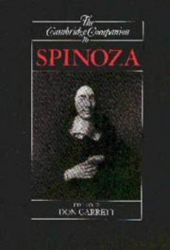 1995 Don Garrett (ed.): The Cambridge Companion to Spinoza (Cambridge Companions to Philosophy)
