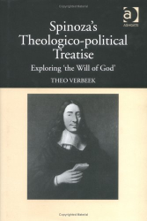 2003 Theo Verbeek: Spinoza's Theologico-Political Treatise: Exploring 'the Will of God'