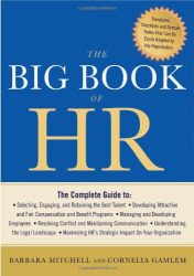 Barbara Mitchell: The Big Book of HR