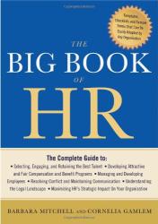 Barbara Mitchell: The Big Book of HR
