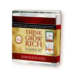 Napoleon Hill: Think and Grow Rich Starter Kit