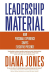 Diana Jones: Leadership Material: How Personal Experience Shapes Executive Presence