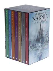 C.S. Lewis: The Chronicles of Narnia Boxed Set