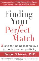 Pepper Schwartz: Finding Your Perfect Match