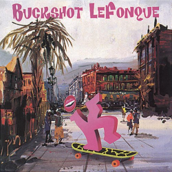 Buckshot LeFonque  - James Brown (Part 1 & 2)