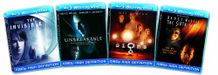 : Blu-ray 4-Pack: Thrillers