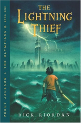 Rick Riordan: The Lightning Thief (Percy Jackson and the Olympians, Book 1)