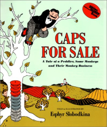 : Caps for Sale Big Book (Reading Rainbow Book)