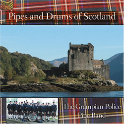 Grampian Police Pipe Band - Pipes & Drums of Scotland