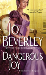 Jo Beverley: Dangerous Joy (Company of Rogues)