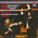 Paganini - Concerto pour violon n°1 / Saint-Saens - Havanaise: Maxime Vengerov - Zubin Mehta - Israel Philarmonic Orchestra