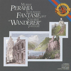 "Schubert: ""Wanderer"" Fantasie - Schumann: Fantasie, Op. 17: Murray Perahia - piano"