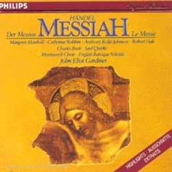 Haendel - Le Messie: John Eliot Gardiner - English Baroque Soloists - Monteverdi Choir