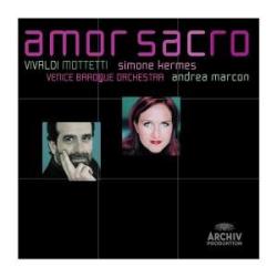 Vivaldi - Motets: Simone Kermes, soprano - Venice Baroque Orchestra - Direction Andrea Marco