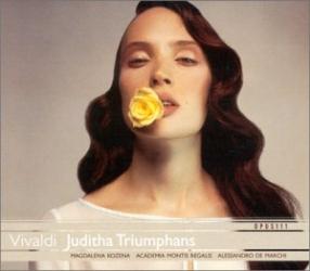 Vivaldi - Juditha Triumphans: Alessandro de Marchi - Academia Montis Regalis