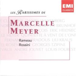 Rameau - Pièces pour clavier: Marcelle Meyer (piano)