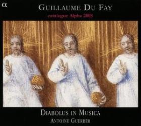 Dufay Guillaume - Missa Se La Face Ay Pale: Diabolus In Musica & Antoine Guerber