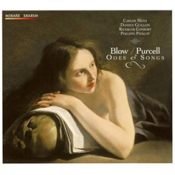 Blow & Purcell - Odes & songs: Ricerar Consort - Direction Philippe Pierlot - Carlos Mena, Damien Guillon, contre-ténors