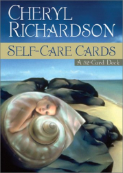 Cheryl Richardson: Self Care Cards (Large Card Decks)