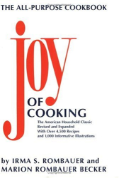 Irma S. Rombauer: The Joy of Cooking