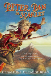 Geraldine McCaughrean: Peter Pan in Scarlet