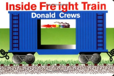 Donald Crews: Inside Freight Train