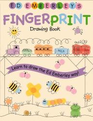 Ed Emberley: Ed Emberley's Fingerprint Drawing Book