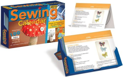 Accord Publishing: Sewing: 2010 Day-to-Day Calendar