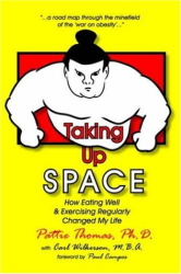 Pattie Thomas, Ph.D.: Taking Up Space