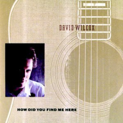 David Wilcox -