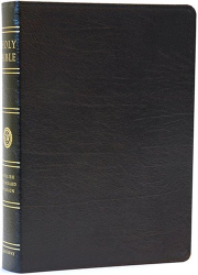 Crossway Books: Holy Bible: English Standard Version, Black Genuine Leather