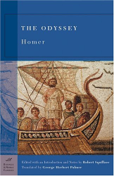 Homer: The Odyssey (Barnes & Noble Classics Series) (B&N Classics Trade Paper)