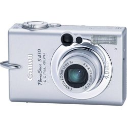 : Canon PowerShot SD500