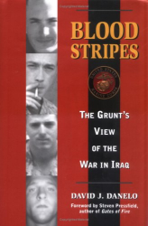 David J. Danelo: Blood Stripes: The Grunt's View of the War in Iraq
