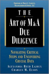 Alexandra Reed Lajoux: The Art of M&A Due Diligence