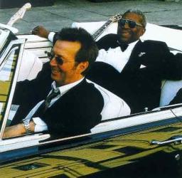 Eric Clapton, B.B. King  -
