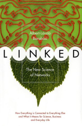 Albert-László Barabási: Linked: The New Science of Networks