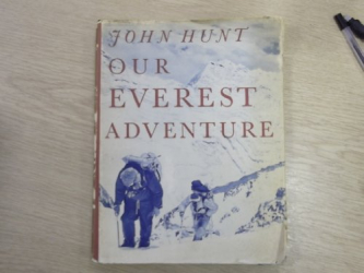 John Hunt : Our Everest Adventure: The pictorial history from Kathmandu to the summit