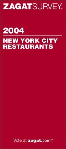 : Zagat's NYC Restaurant Guide