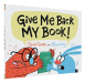 Travis Foster: Give Me Back My Book!