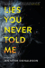 Jennifer Donaldson: Lies You Never Told Me
