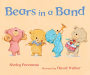 Shirley Parenteau: Bears in a Band (Bears on Chairs)