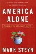 Mark Steyn: America Alone: The End of the World as We Know It