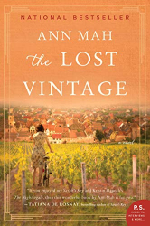 Ann Mah: The Lost Vintage: A Novel