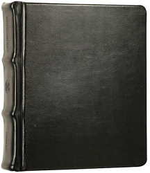 : The Holy Bible: English Standard Version (Black Calfskin, Journaling Bible)