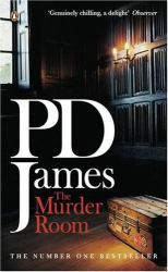P D James: The Murder Room
