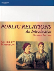 Shirley Harrison: Public Relations: An Introduction
