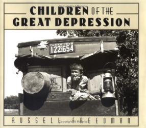 Russell Freedman: Children of the Great Depression